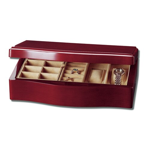 Wave Jewelry Box