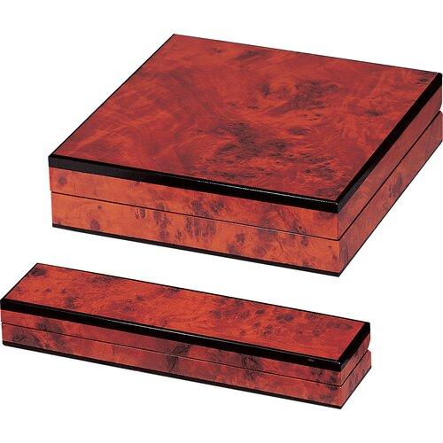 Ragar Extraordinary Omega Necklace Presentation Box