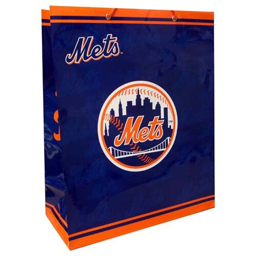 MLB 2 Large Gift Bag Storage Cases