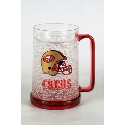 DuckHouse NFL Crystal Freezer Mug