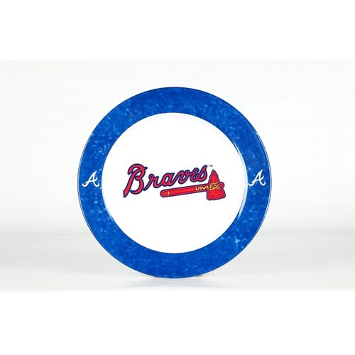 "DuckHouse MLB 10"" Dinner Plate"