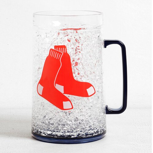 DuckHouse MLB 36oz. Crystal Freezer Monster Mug