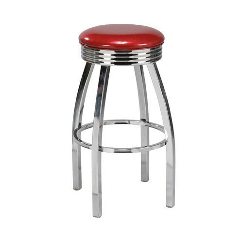 "Regal 26"" Swivel Bar Stool"
