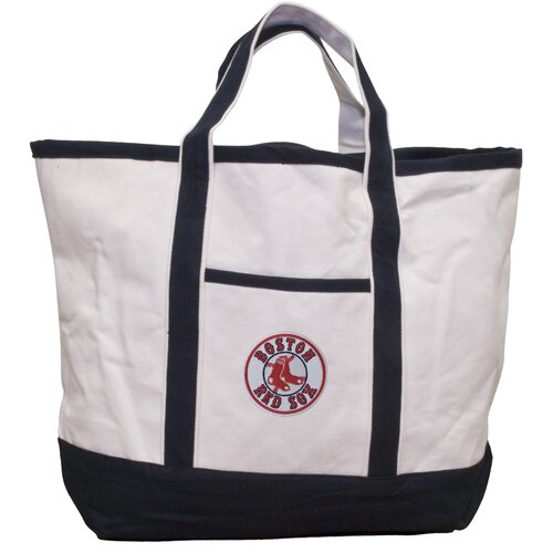 Pangea Brands MLB Vintage Rugby Heritage Tote Bag