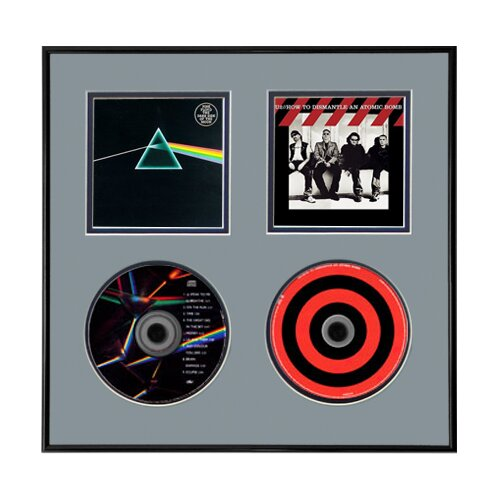 That's My Ticket Double CD Picture Frame