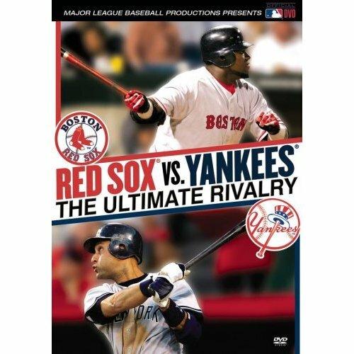 MLB Red Sox vs. Yankees Rivalry DVD