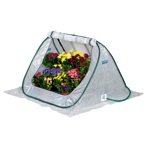"Flowerhouse Seedhouse 24"" x 24"" Polyethylene Mini Greenhouse"