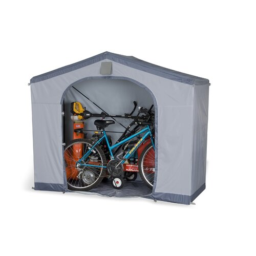 Flowerhouse StorageHouse 6ft. W x 24in. D Portable Shed