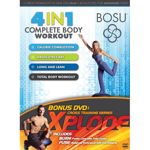 BOSU® Home Balance Trainer