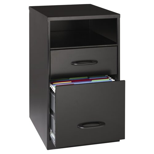 CommClad 2 Drawer Filing Cabinet