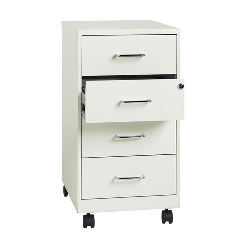 CommClad 4 Drawer Steel Cabinet