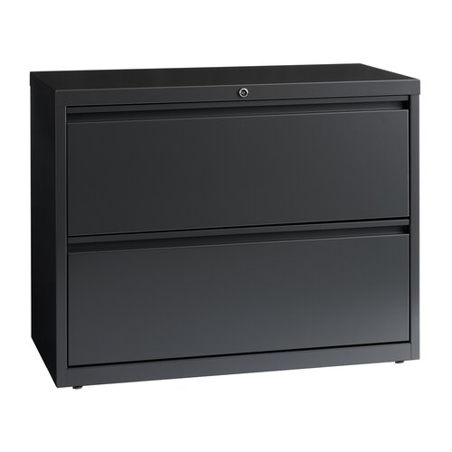 CommClad 2-Drawer  File Cabinet