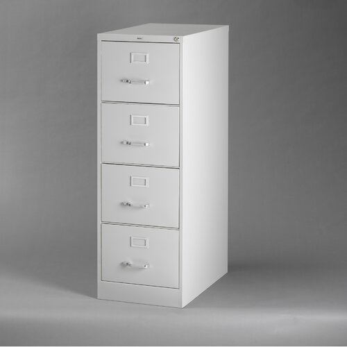 CommClad 4-Drawer Commercial Legal Size  File Cabinet