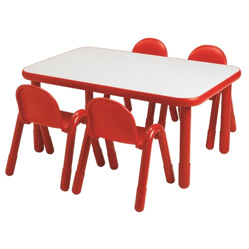 "Angeles 30"" x 48"" Baseline Tables"