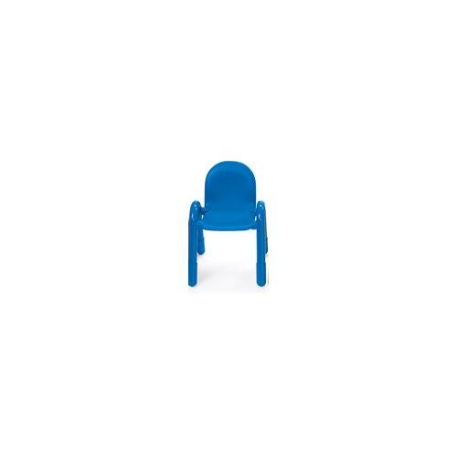 "Angeles 9"" PVC Classroom Baseline Chair"