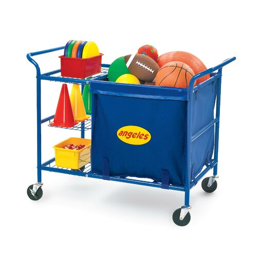 Angeles Ball Cart