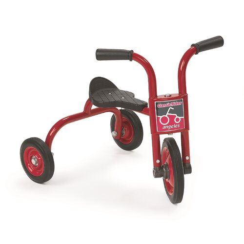Angeles Classic Rider Pedal Pusher Tricycle