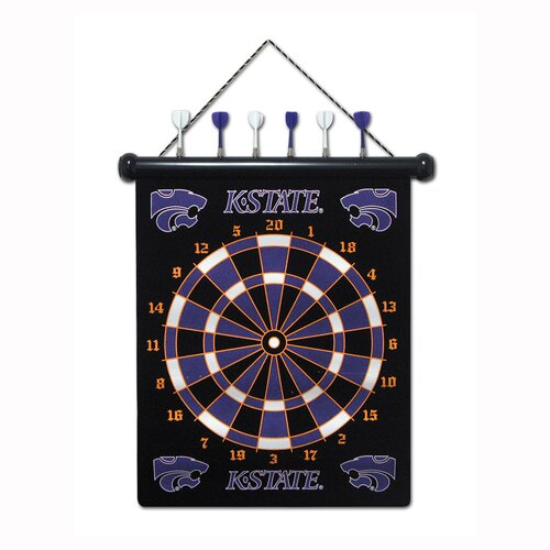 Rico Industries NCAA Magnetic Dart Board Set