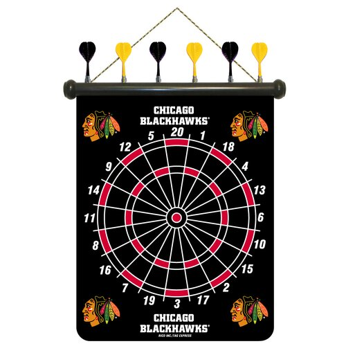 Rico Industries NHL Magnetic Dart Board Set