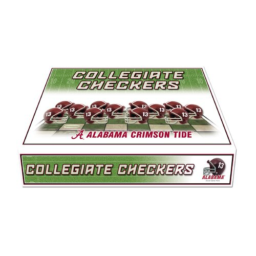 Rico Industries NCAA Checker Set