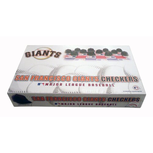 Rico Industries MLB Checker Set
