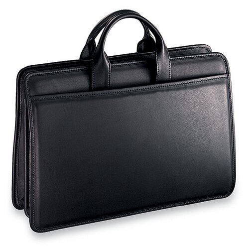 Platinum Triple Gusset Briefcase