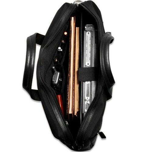 Jack Georges Generations Lite Single Gusset Laptop Briefcase