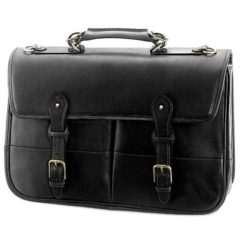Old English Leather Briefcase