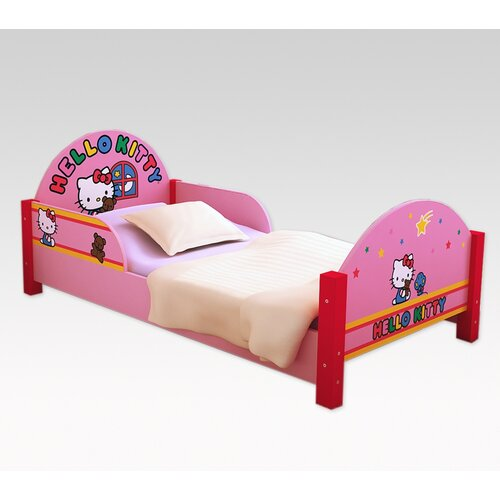Hello Kitty Toddler Car Hello Kitty Toddler Bed