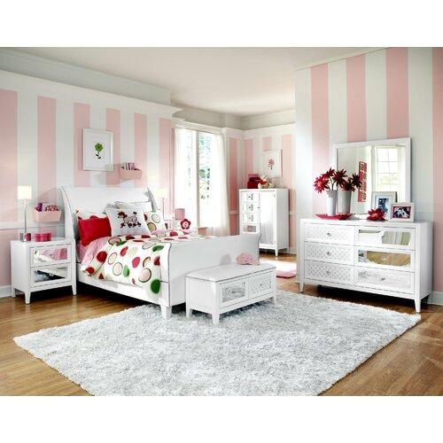 Najarian Furniture Impressions 5 Drawer Gentleman Chest
