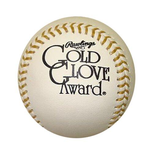 MLB Gold Glove Award Ball