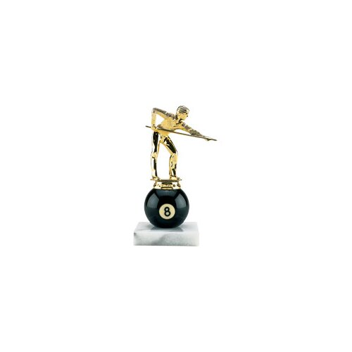 Cuestix Novelty Items Eight Ball Trophy