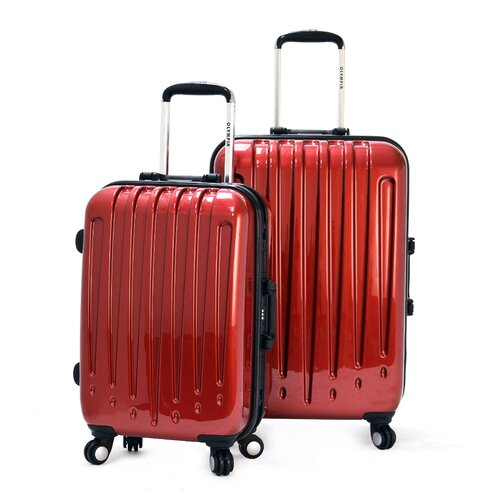 Dynasty 2 Piece Luggage Set