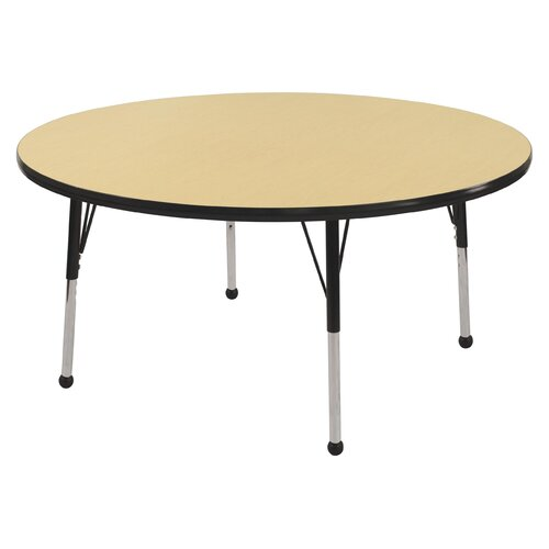 "ECR4kids 48"" Round Classroom Table"