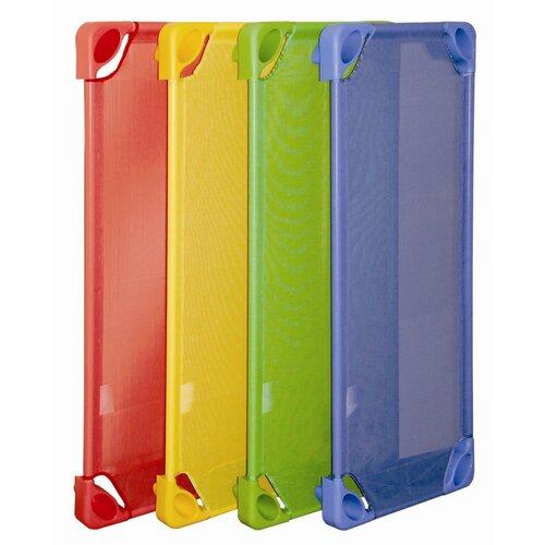 ECR4kids Unassembled Color Cots (Set of 6)