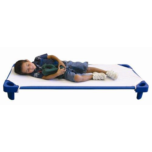 ECR4kids Single Toddler Cot (Assembled)