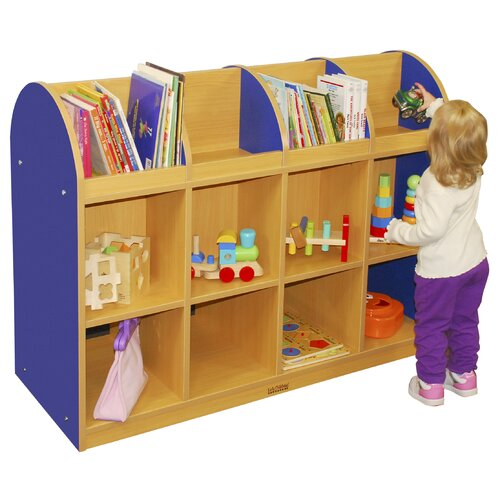 ECR4kids Colorful Essentials™ Double-Sided Book Stand - Standard