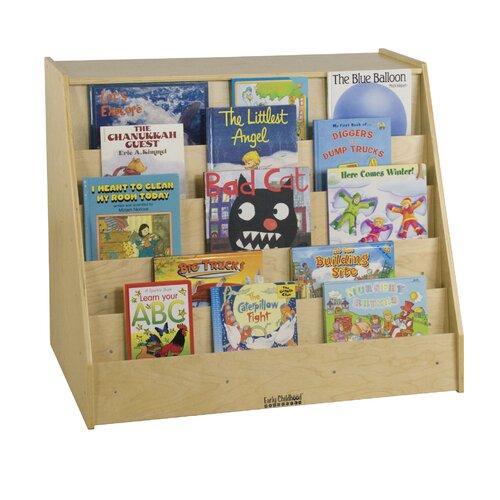 ECR4kids Book Display and Book Shelf Storage Unit