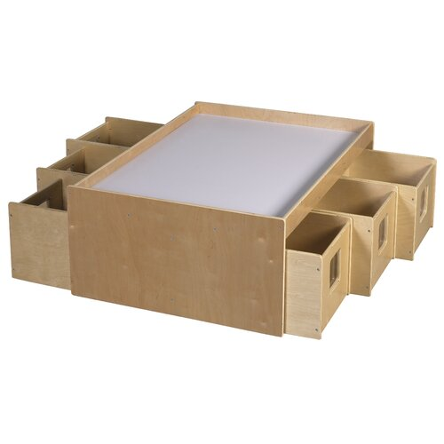 ECR4kids See & Store™ Activity Table