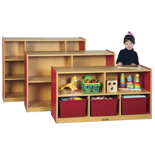 """ECR4kids Colorful Essentials™ 30"""" Storage Cabinets with 5 Compartment"""
