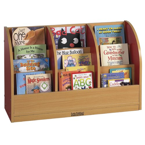ECR4kids Single-Sided Toddler Book Stand