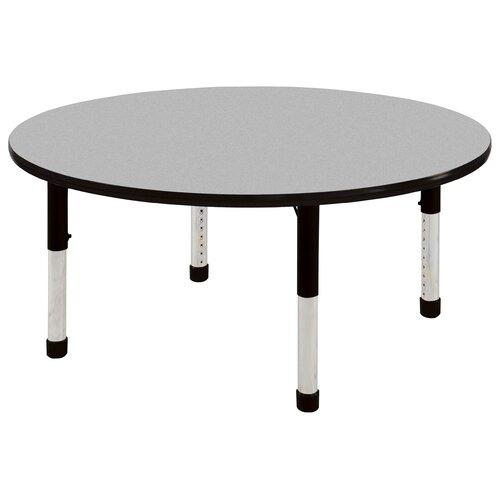 "ECR4kids 48"" Round Classroom Table"