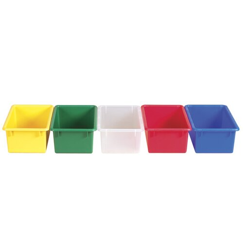ECR4kids Stack and Store Tub with No Lid