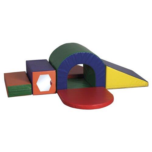 ECR4kids Slide and Crawl Softzone Set