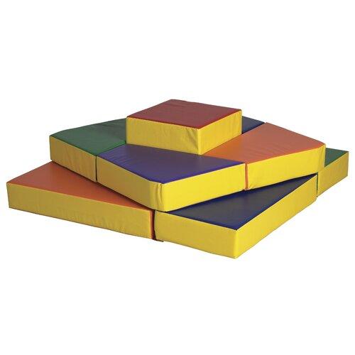 ECR4kids Softzone Tri-Level Climber