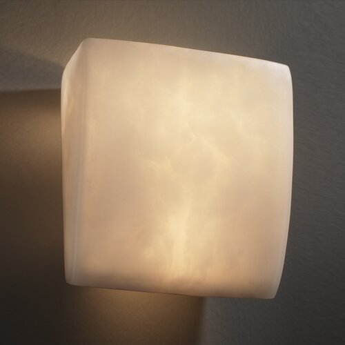 Justice Design Group Clouds 2 Light ADA Wall Sconce