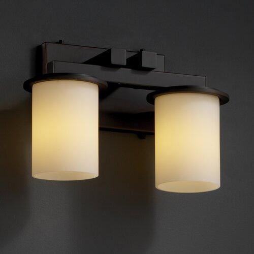 Bathroom Vanity Light Bar : ... Design-Group-Fusion-Dakota-2-Light-Straight-Bar-Bath-Vanity-Light.jpg