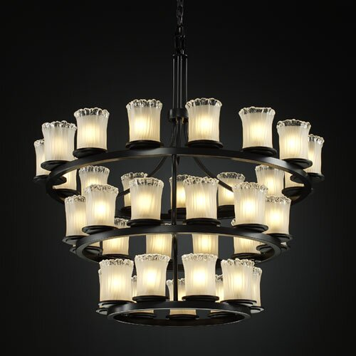 Veneto Luce Dakota 36 Light Chandelier