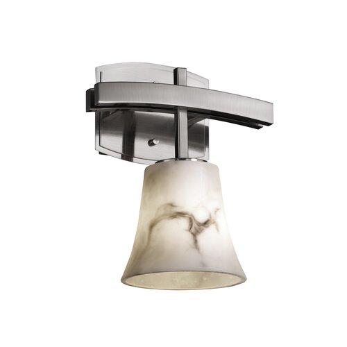 Justice Design Group LumenAria Archway 1 Light Wall Sconce