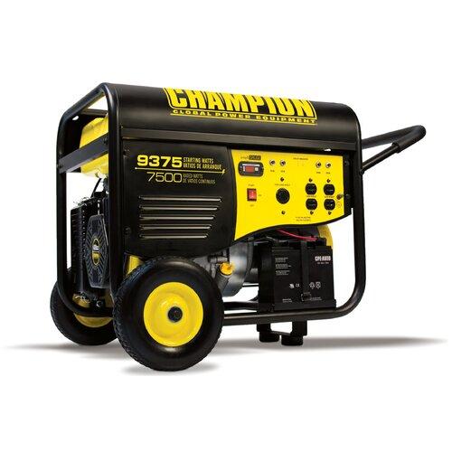 9,375 Watt Generator